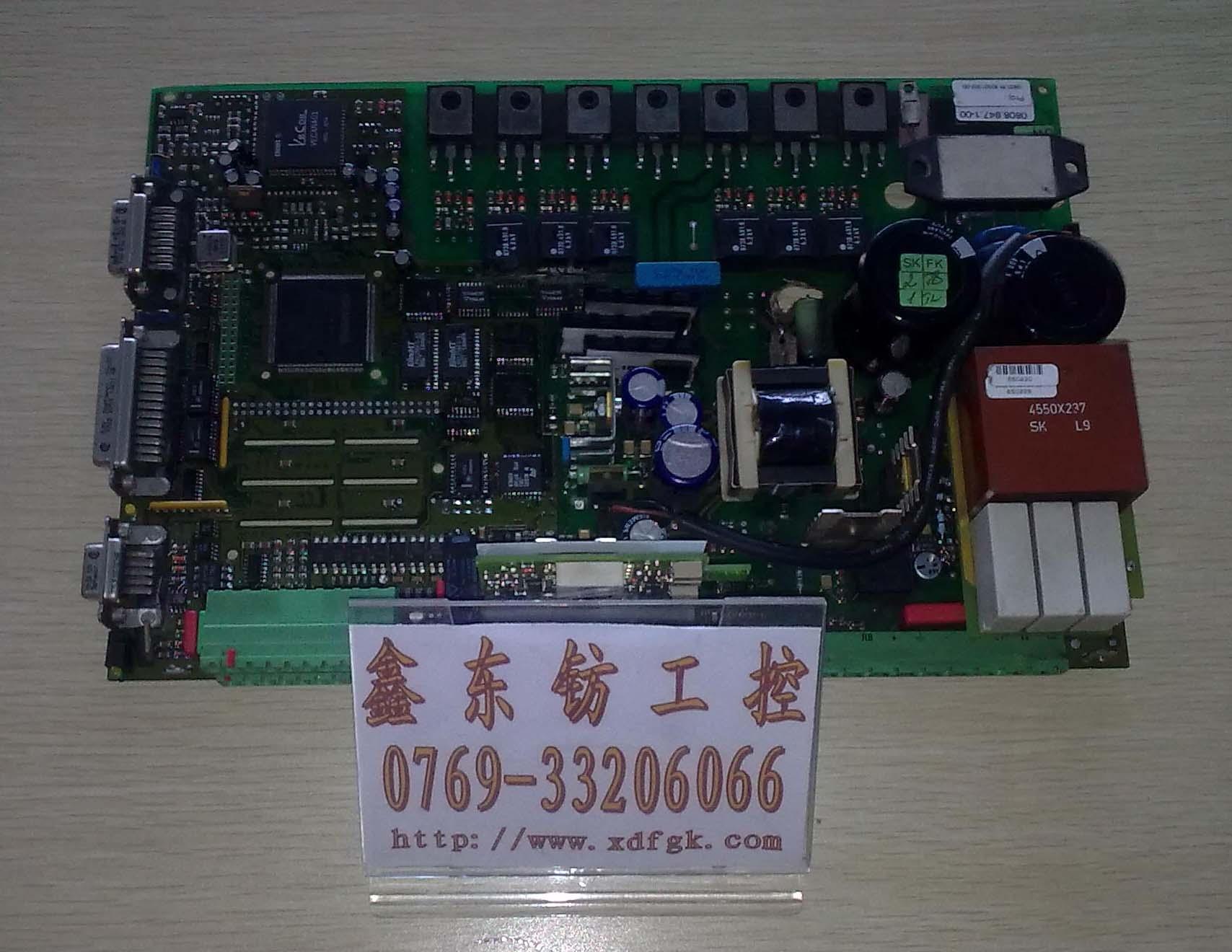 美国派克系列品牌驱动器电路板维修